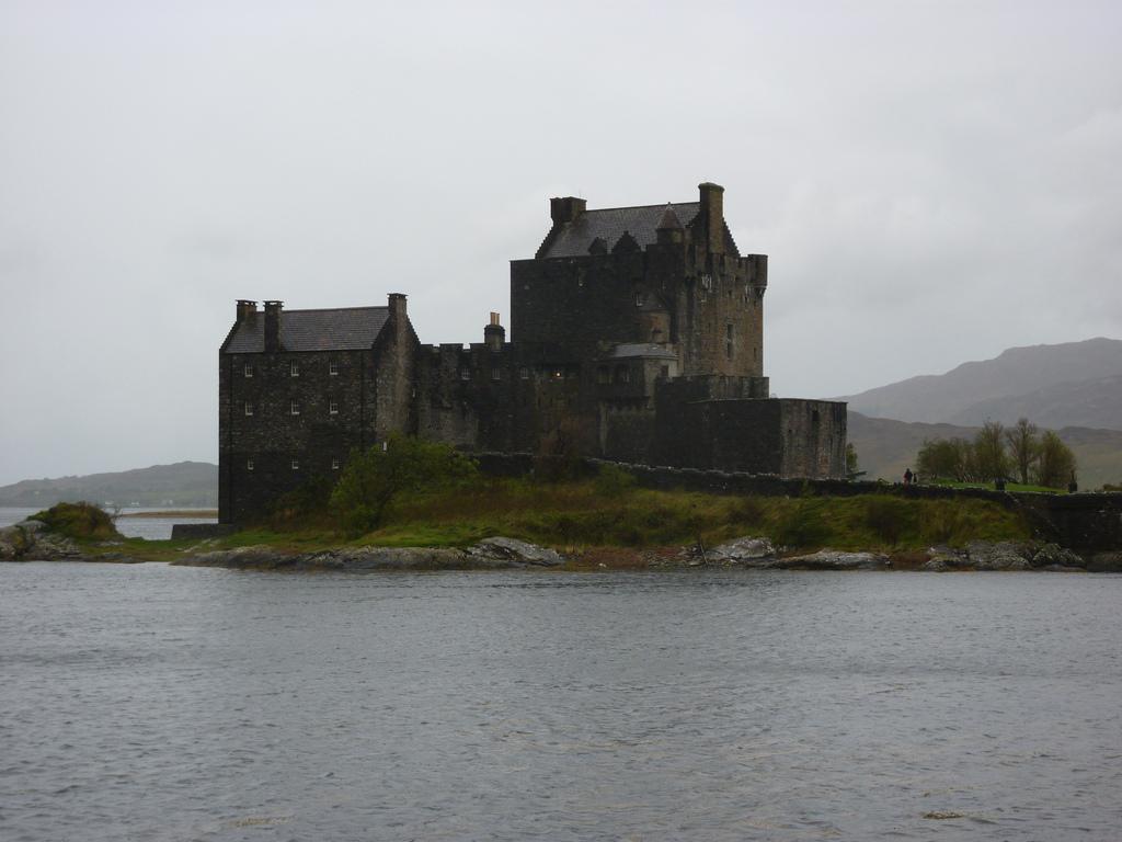 14. Eilean Donan Castle. Autor, Beth M527