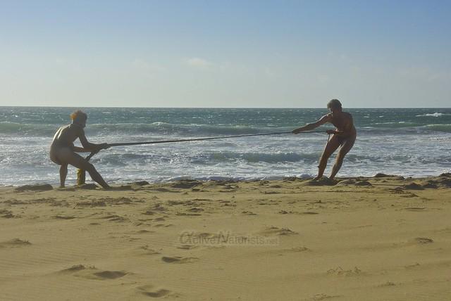 naturist 0003 Ano Nuevo Beach, CA USA