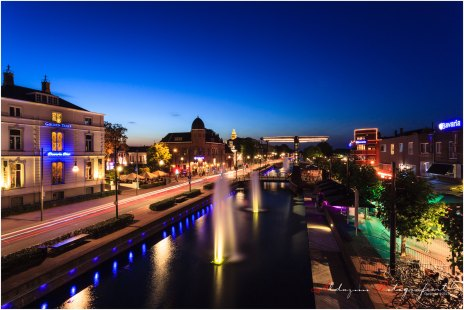 Helmond Centrum @Blue Hour
