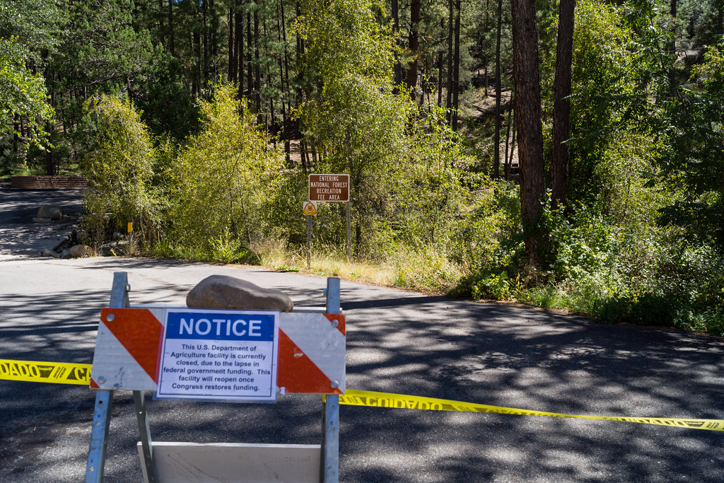 1310 Cypress Picnic Area Closure