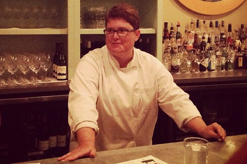 Chef Amy Tornquist of Watts Grocery in Durham, NC