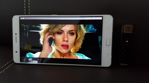 ดูหนังบน Zenfone 3 Ultra