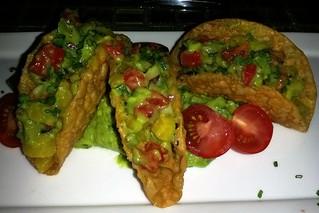 YEW's Vegan Tacos