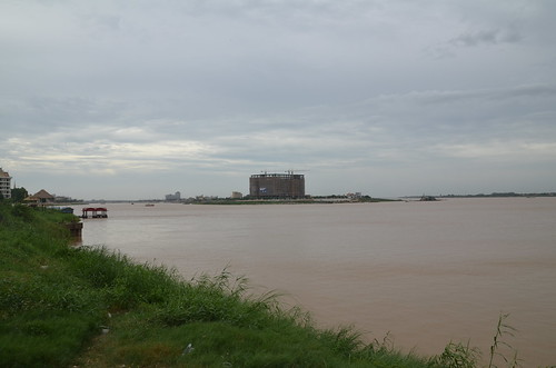 Week 11 - Phnom Penh River Time Lapse