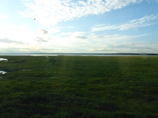 Grassland and Lakes