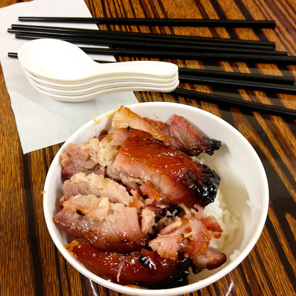 Roasted BBQ Pork | #HongKong #travel