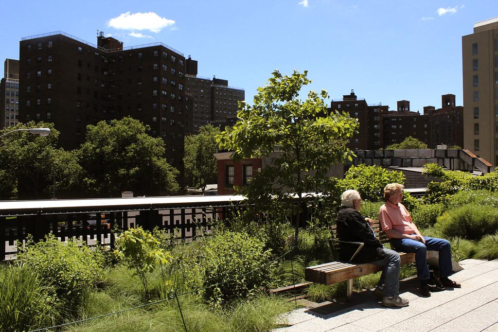 HIghland park i New York City