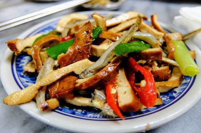 小菜-豆乾