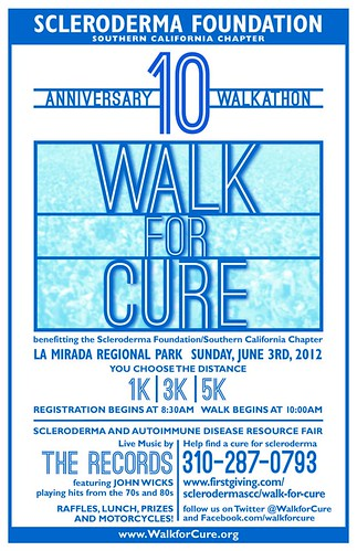 Walk For Cure June 3, 2012