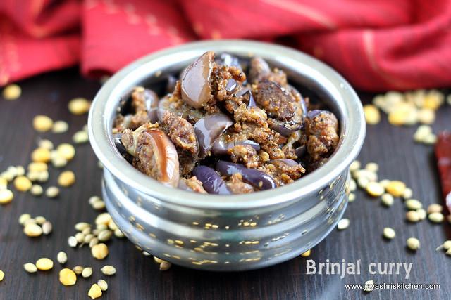 Kathrikkai curry