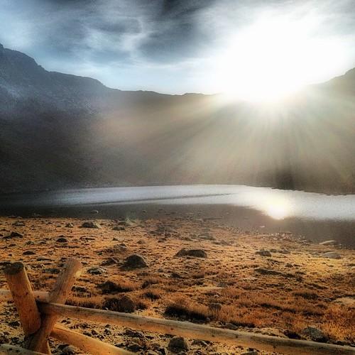 Summit Lake #colorado by @MySoDotCom