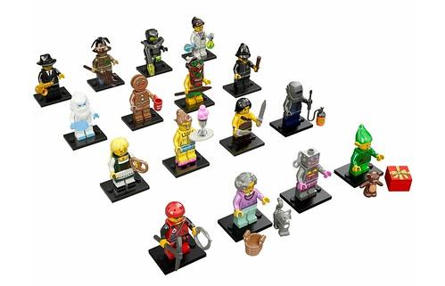 71002 LEGO Minifigures Series 11 org2