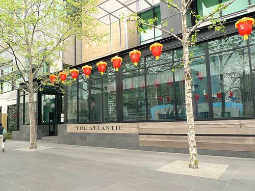 The Atlantic Restaurant, Melbourne