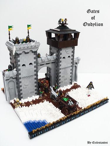 Gates of Ondylion (12) by 'Ecclesiastes