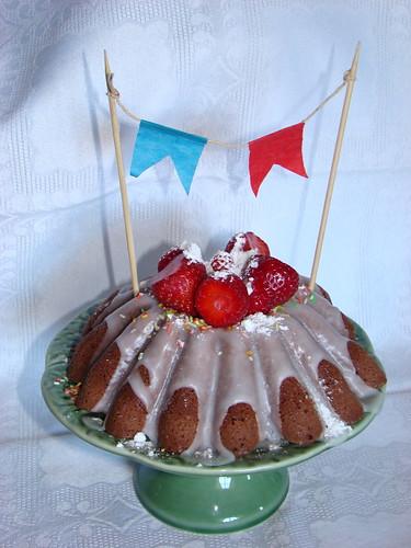 Um bolo para o pai