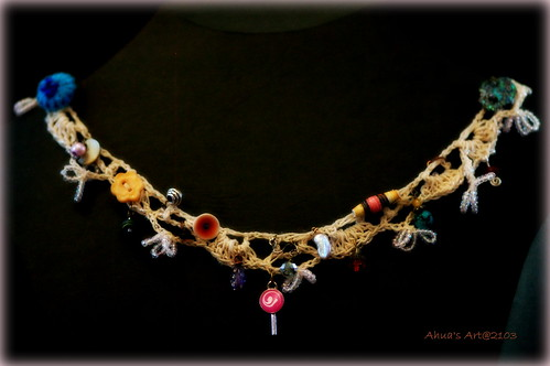 memory necklace by Ahua