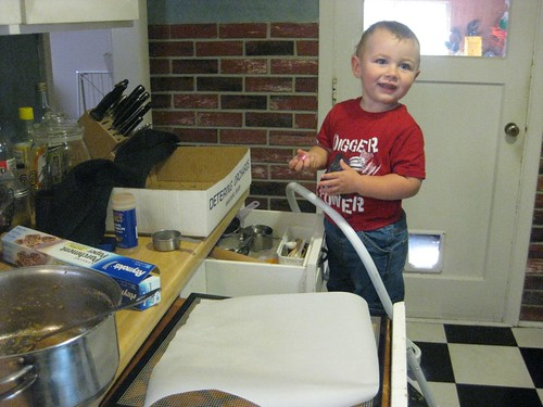 Little Kitchen Helper