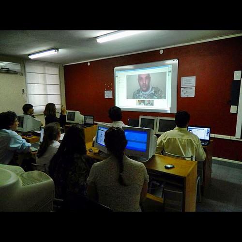 Videoconferència #pensar2punto0 amb @fggutierrez i companyia