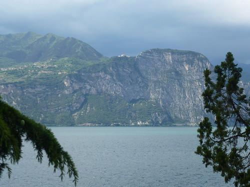 Moncastello & Monte Cas from Marniga