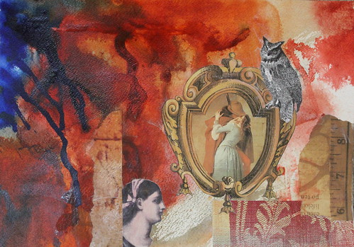 Mixed Media Collage June 2013