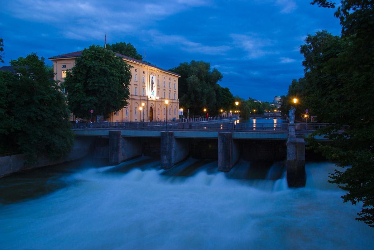 Río Isar (Múnich)