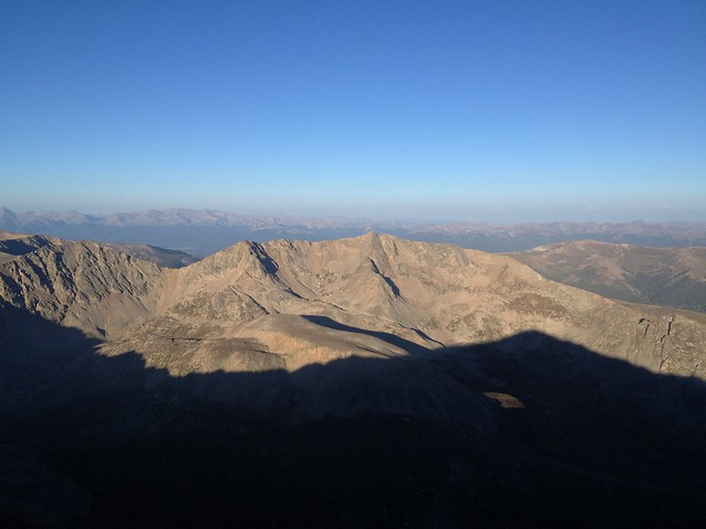 Picture from Mt. Democrat, Colorado
