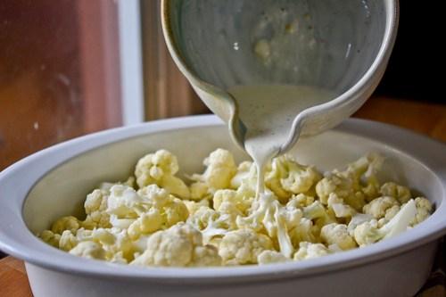 Cauliflower Gratin-6