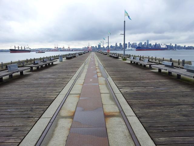 North Vancouver Pier