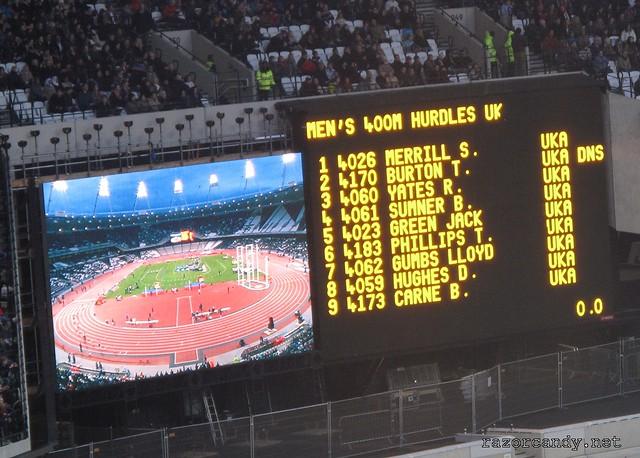 Olympics Stadium - 5th May, 2012 (54)
