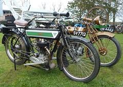 1912 Dene Motorcycle