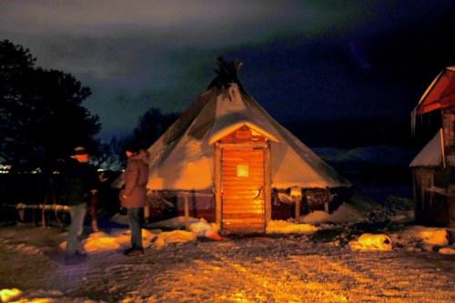 Tromso Lavvu external