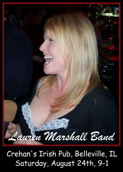 Lauren Marshall 8-24-13
