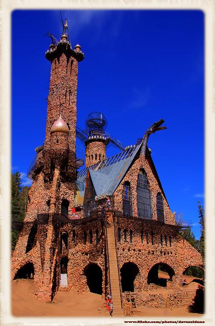 Bishop's Castle, Wetmore, CO