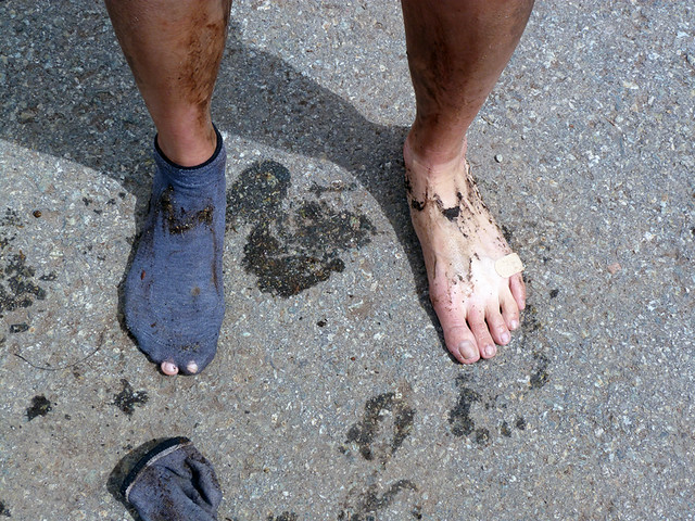 TM_post-race-feet