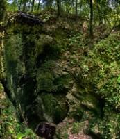 Falling Waters State Park sinkhole