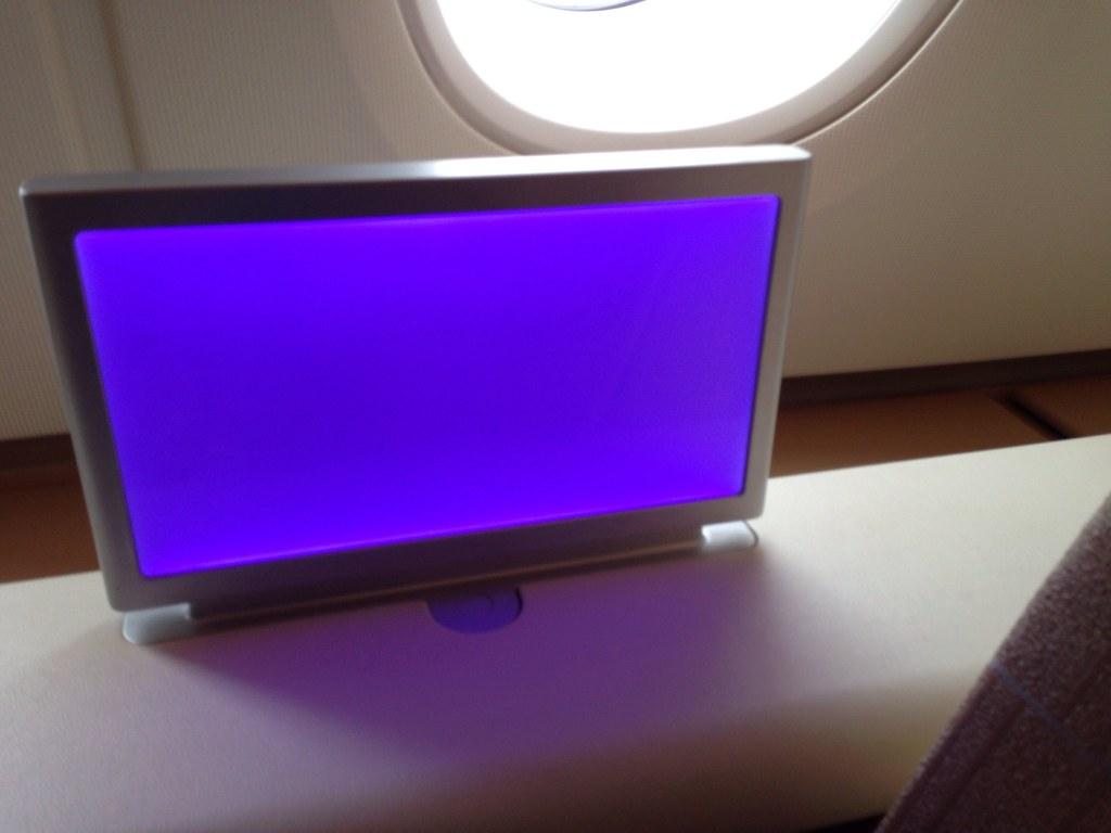 Purple Ambient Lighting