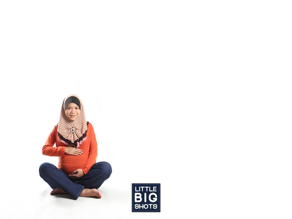 Great Expectation   Maternity Studio Portraiture