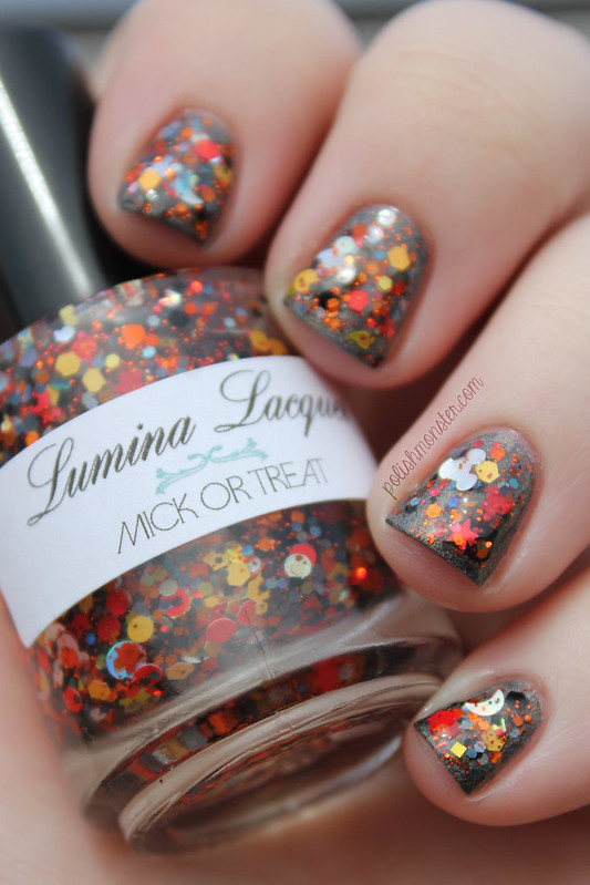 Lumina Lacquer Mick or Treat