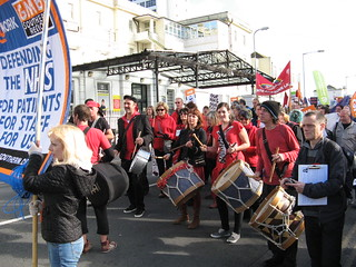 NHS demo 2 November 2013