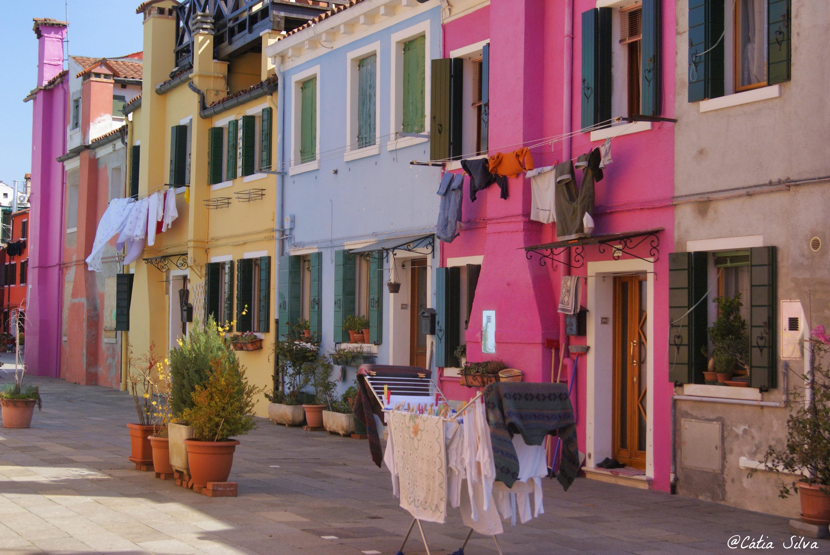 Isla de Burano - Italia (2)