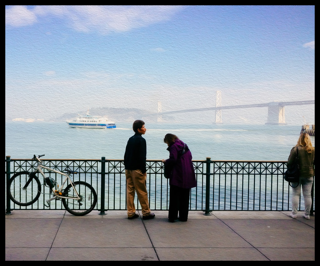 Sail Away - San Francisco - 2014