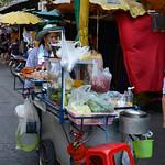 Bangkok, viajefilos en Khaosan Road 11