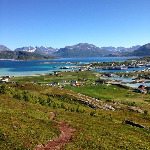 Qué bonitos recuerdos del trekking en Sommarøy... Quiero volver a la #laponianoruega :)