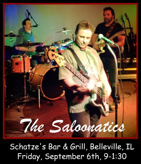 The Saloonatics 9-6-13