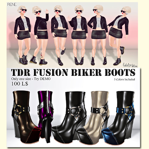 TDR FUSION 25 - OPEN!