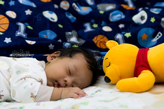 Sleeping With Pooh