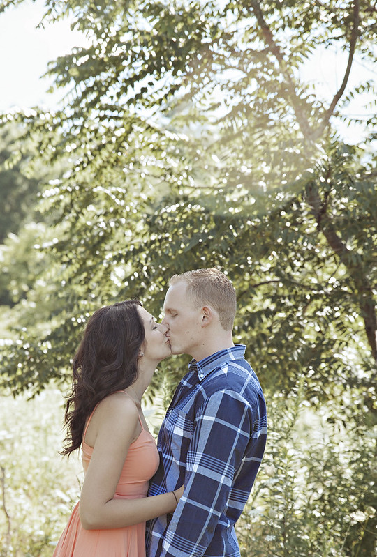 Cambridge Fun & Candid Engagement Photography