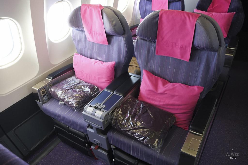 TG Business Class Recliner Seat