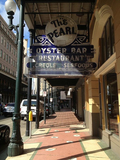 The Pearl, New Orleans LA