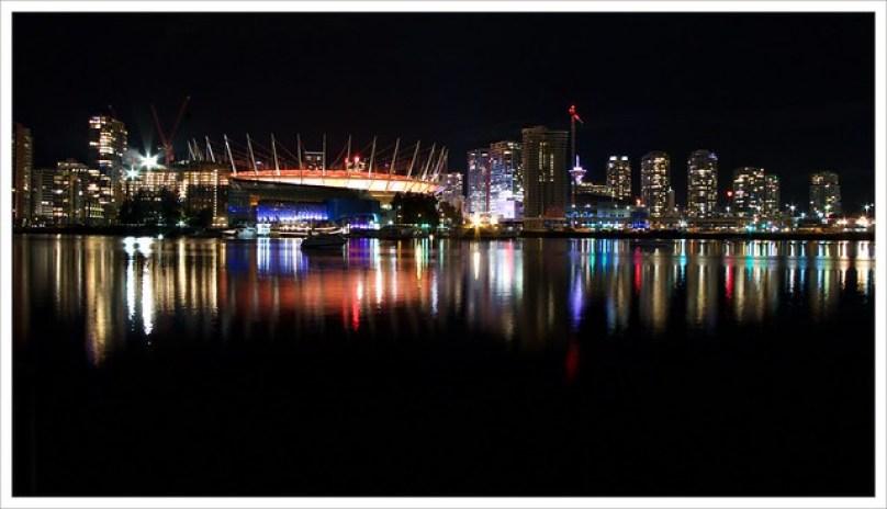 Day 331 - Vancouver Skyline